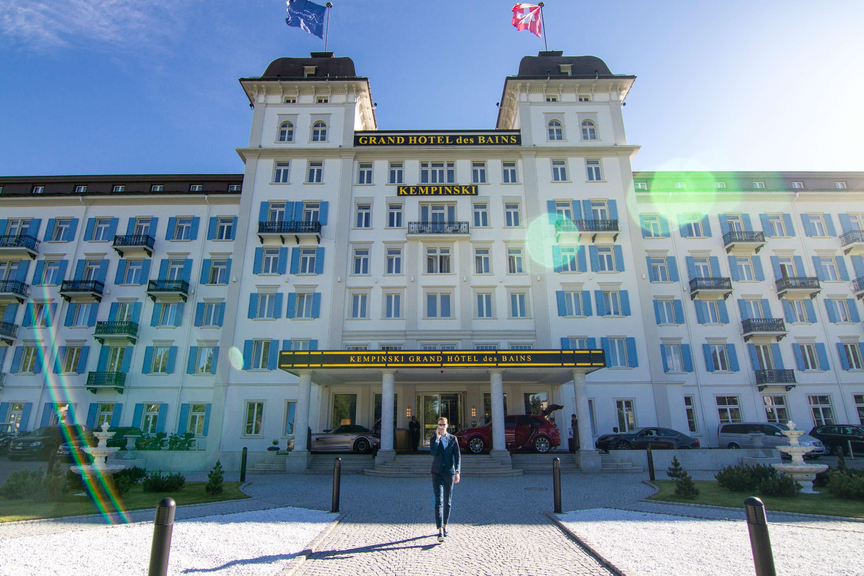 Grand Hotel St Moritz
