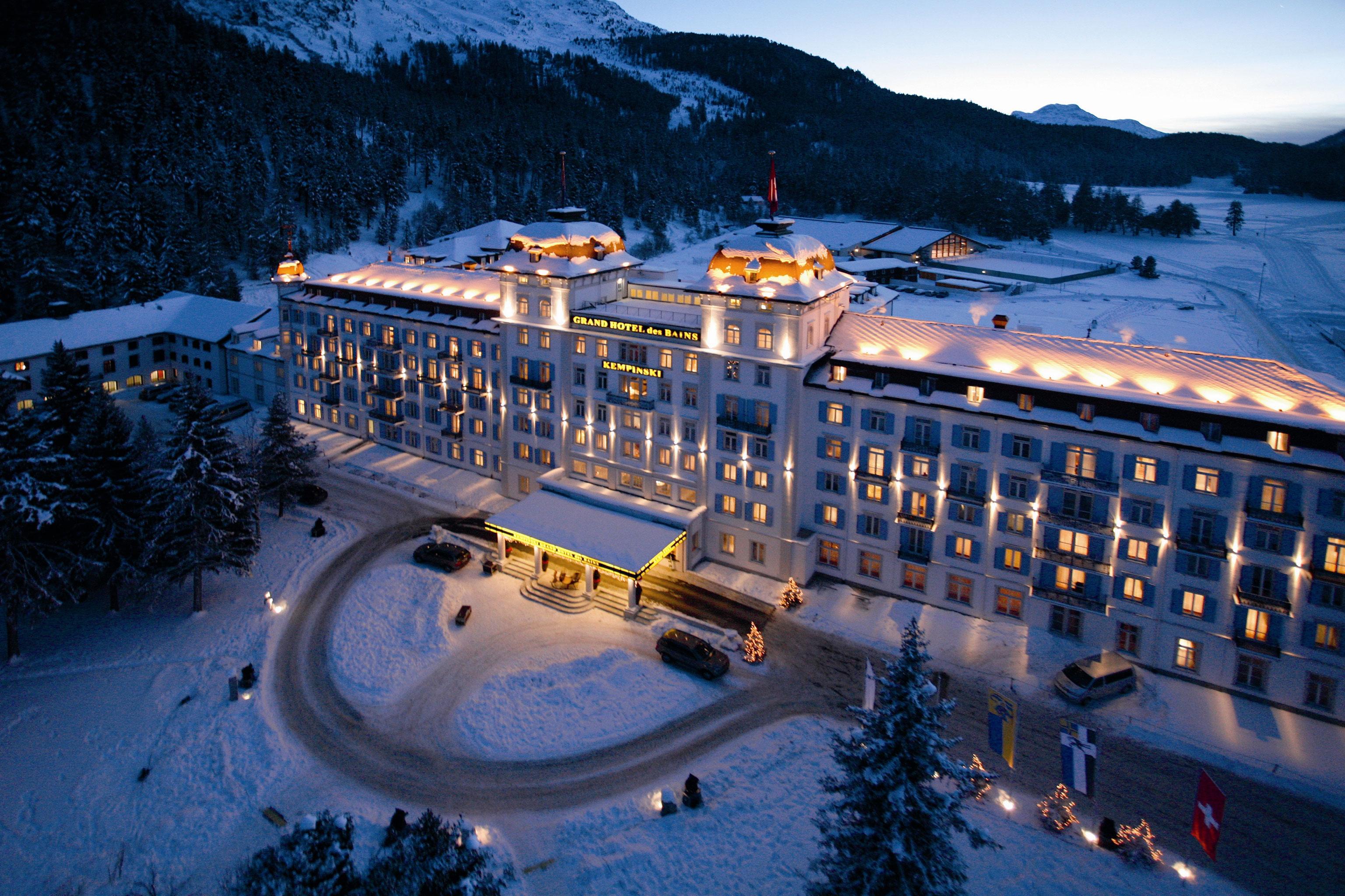 a9e14c262a4e66 Kempinski Residences St. Moritz - OFFICIAL SITE - Luxury Holiday Residences  Switzerland - Kempinski Residences St. Moritz